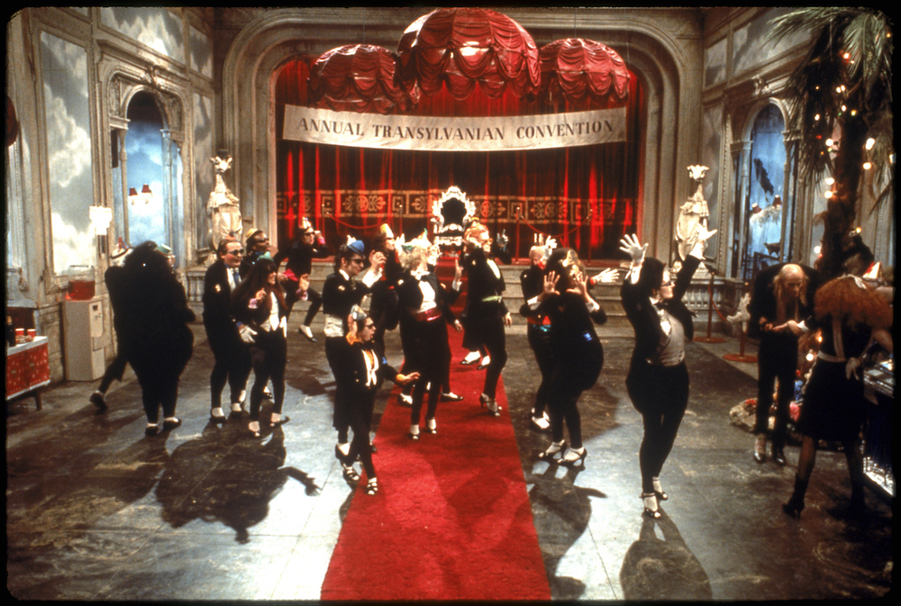 Stage To Screen The Rocky Horror Picture Show Hollywood Suite