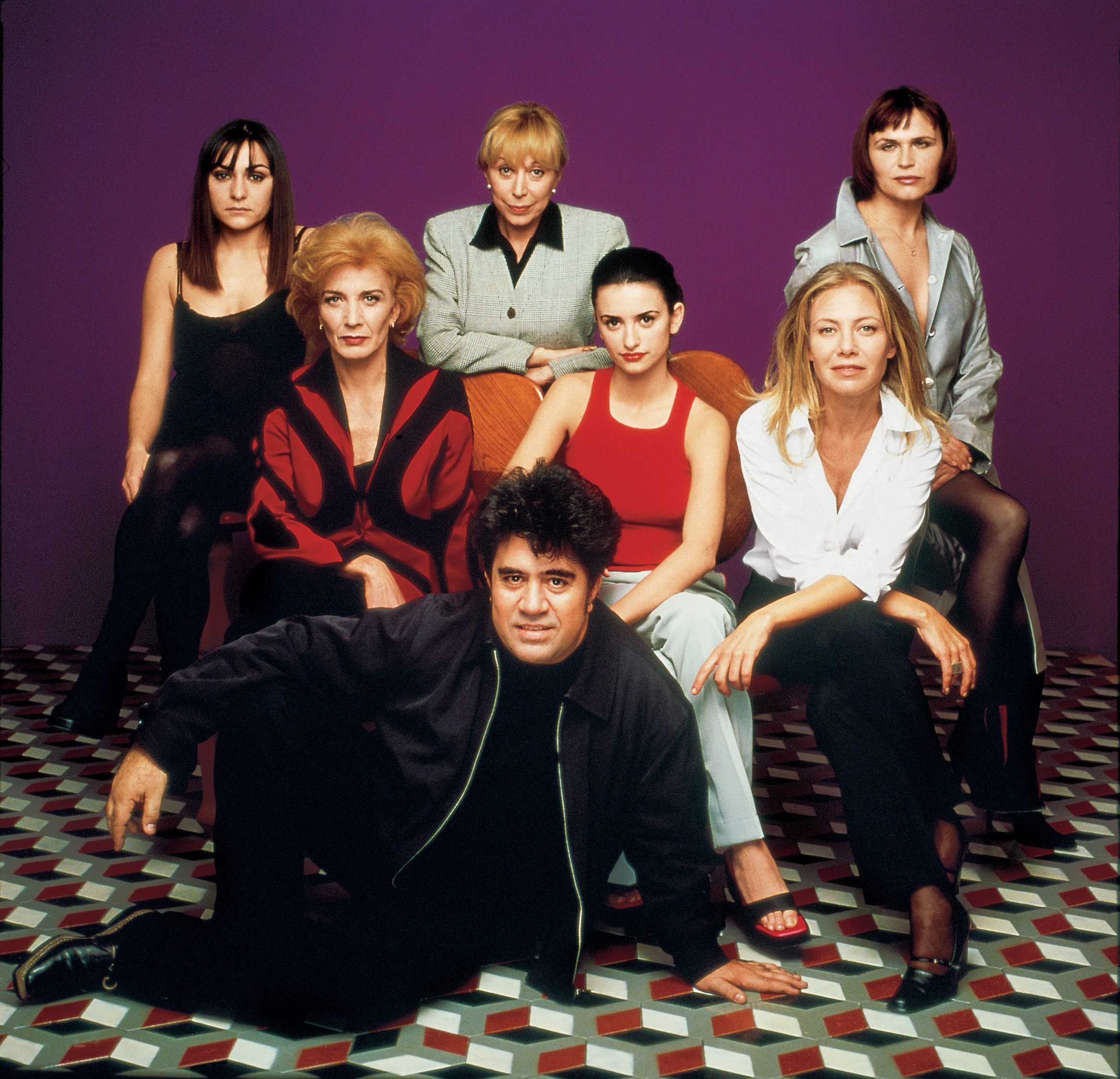 A wide-ranging look at motherhood: Almodóvar's All About My Mother