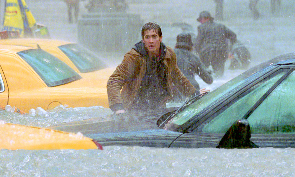 Jake Gyllenhaal in The Day After Tomorrow: Earth Day on Hollywood Suite