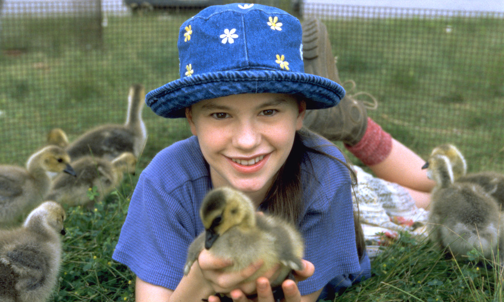 Anna Paquin in Fly Away Home: Earth Day on Hollywood Suite