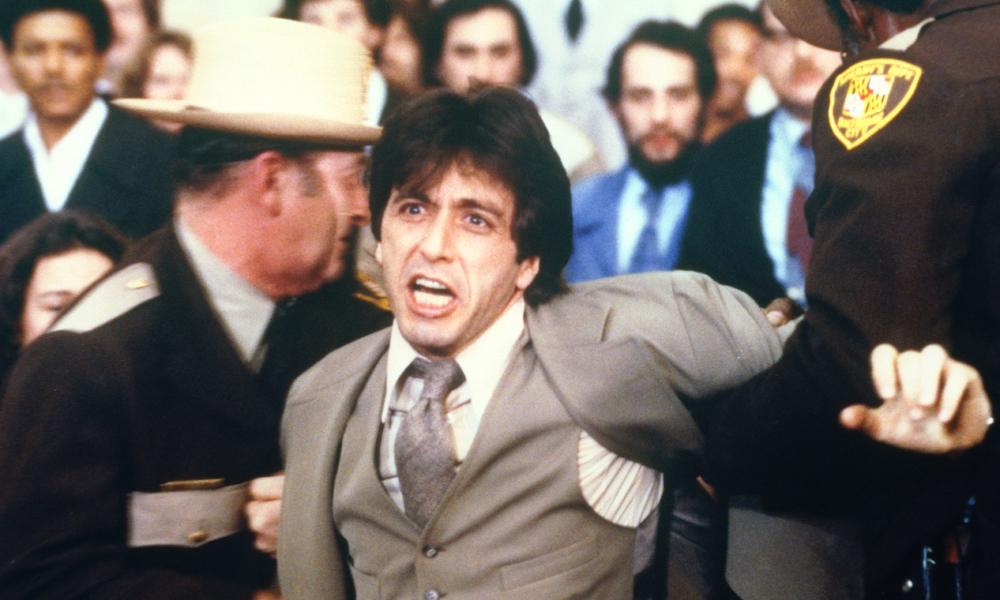 Al Pacino in And Justice for All
