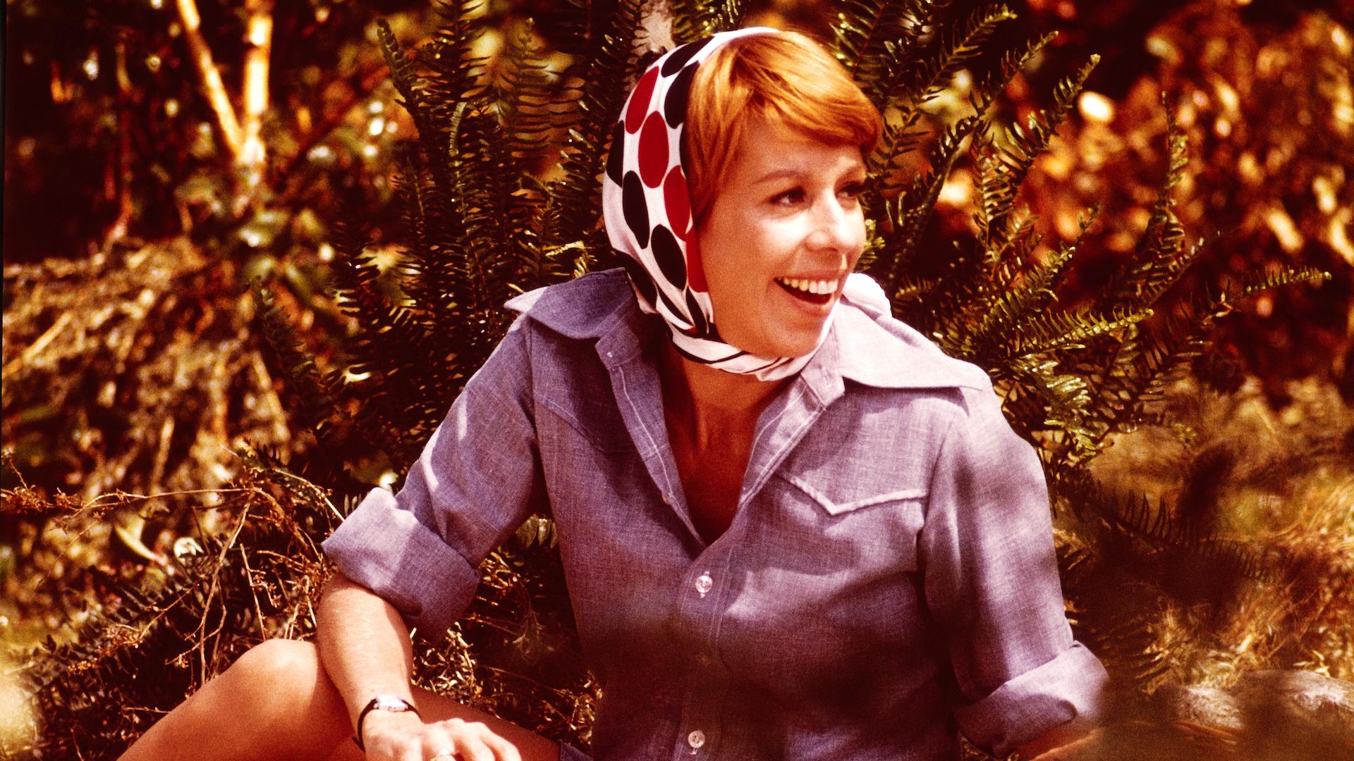 Carol Burnett in Pete N Tillie
