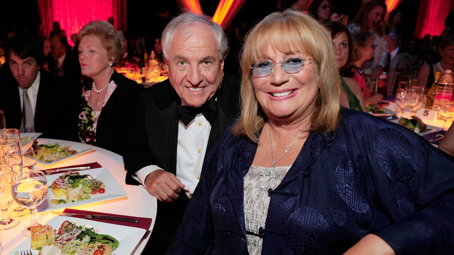 Gary and Penny Marshall at the 2008 TV Land Awards
