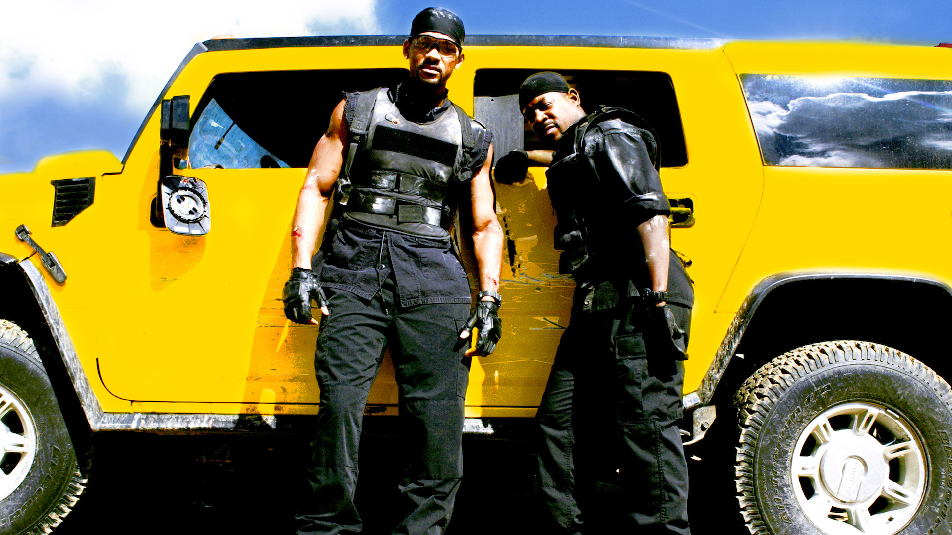 Will Smith in Bad Boys II