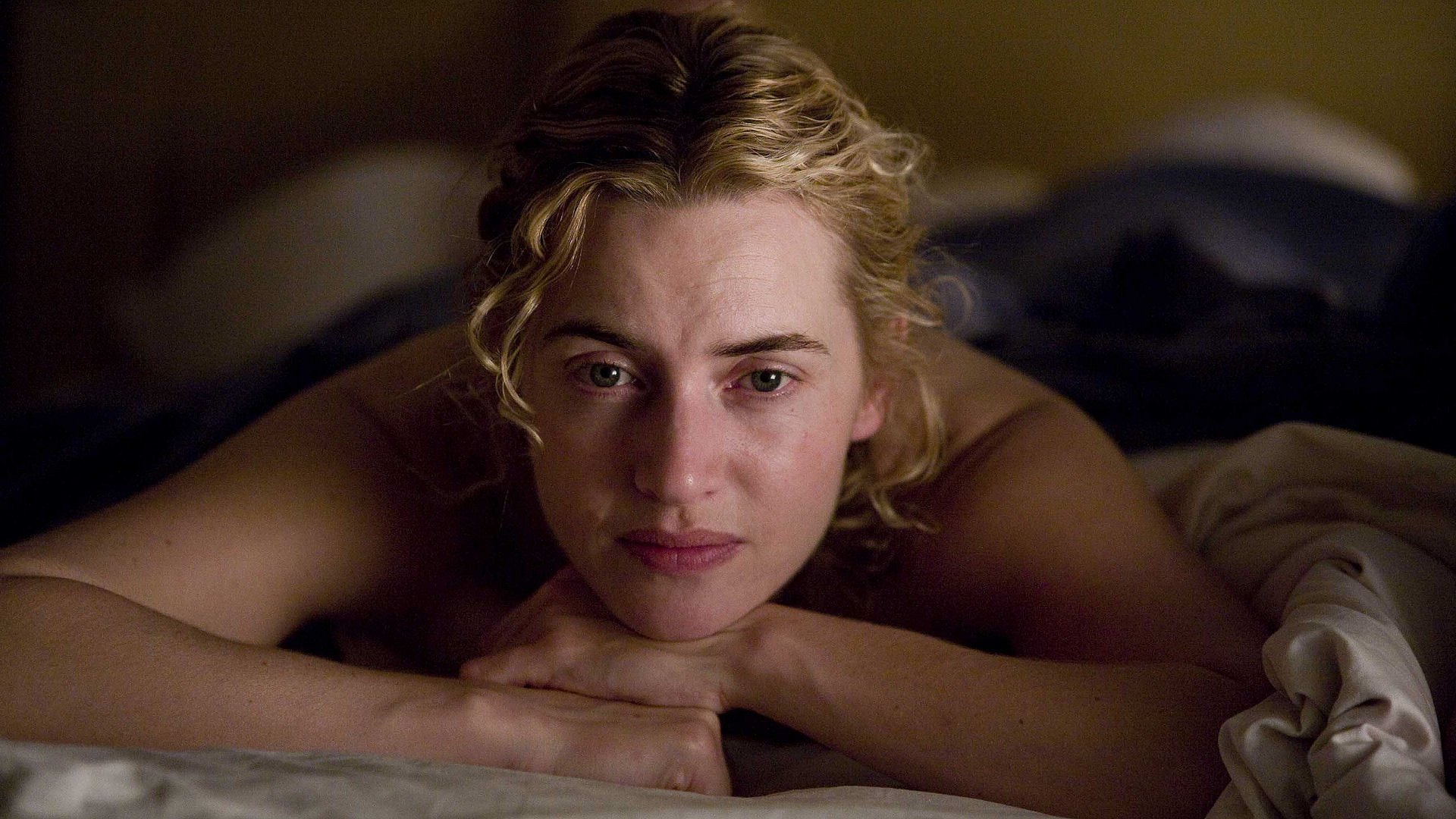 Kate Winslet in The Reader on on Hollywood Suite