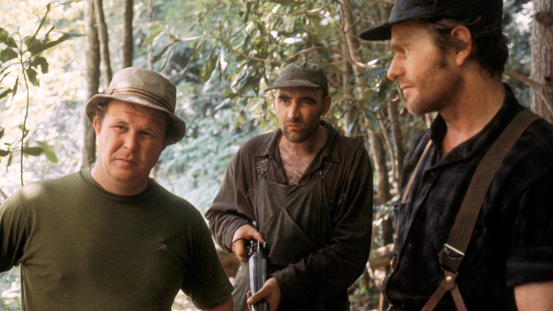 Ned Beatty (right) in Deliverance