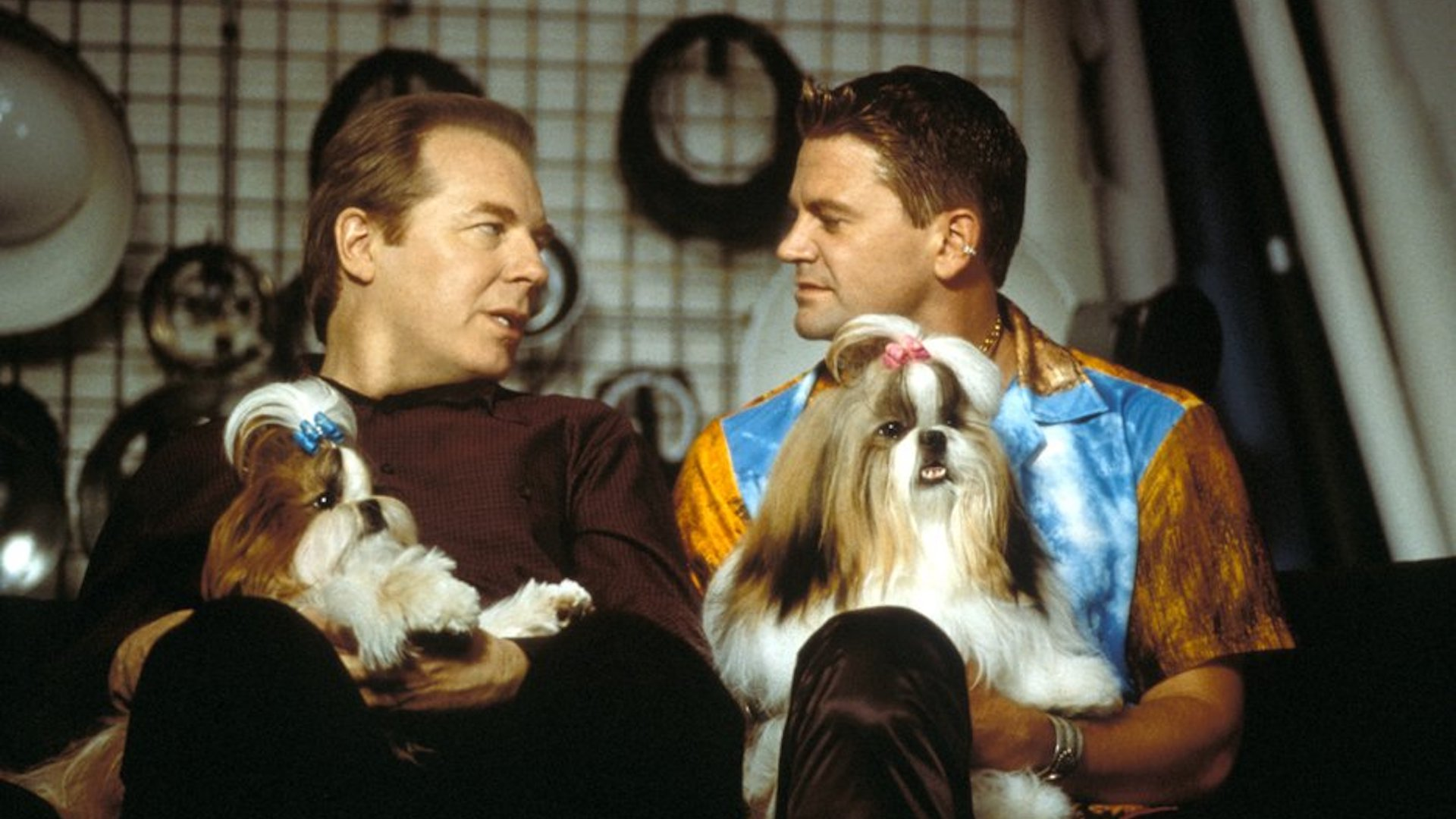 Michael McKean (Left) and John Michael Higgins (Right) in Best in Show (2000).