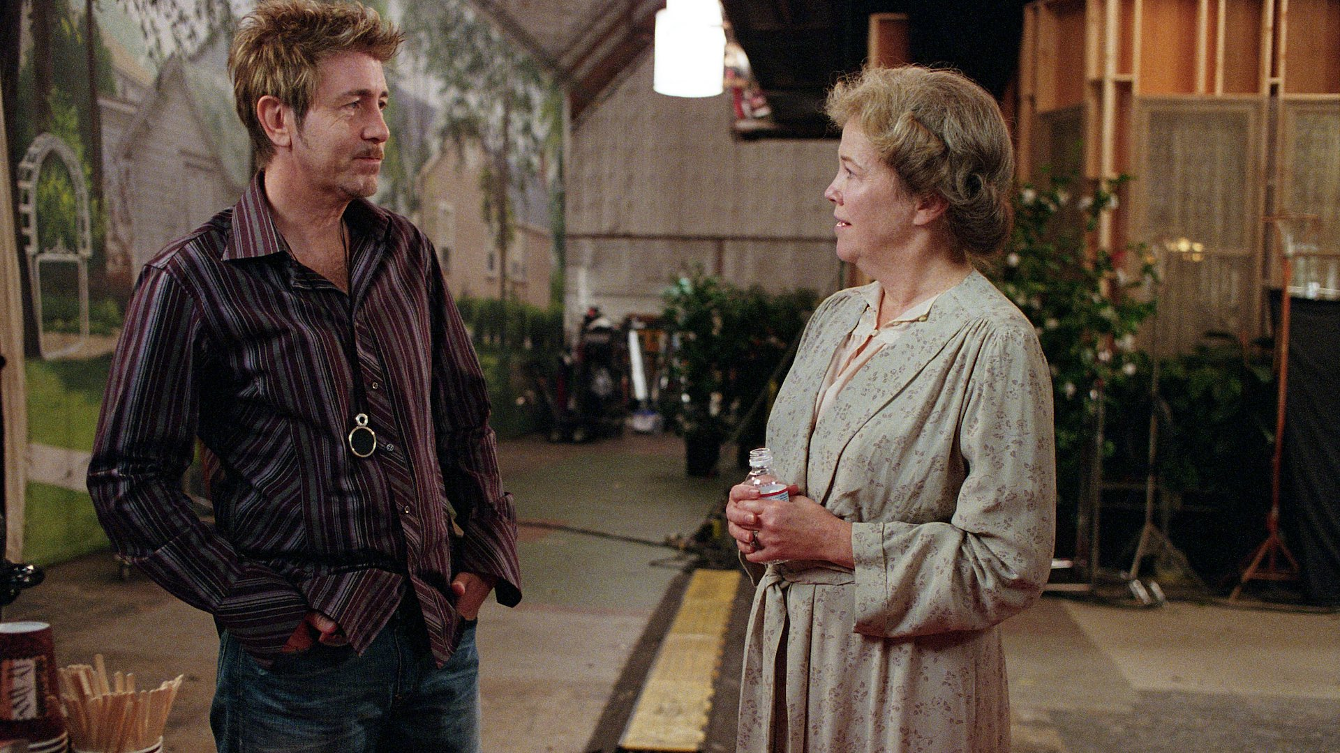 Jim Piddock (left) and Catherine O'Hara (right) in For Your Consideration (2006).