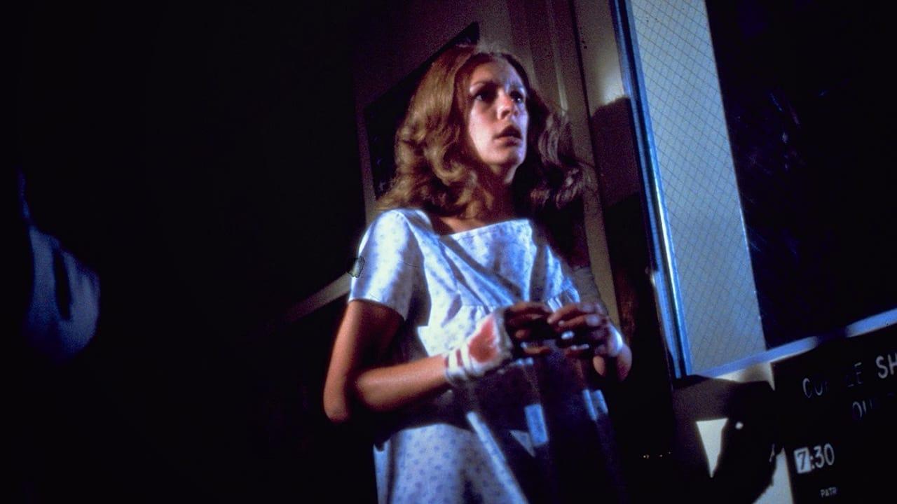 Jamie Lee Curtis in Halloween II