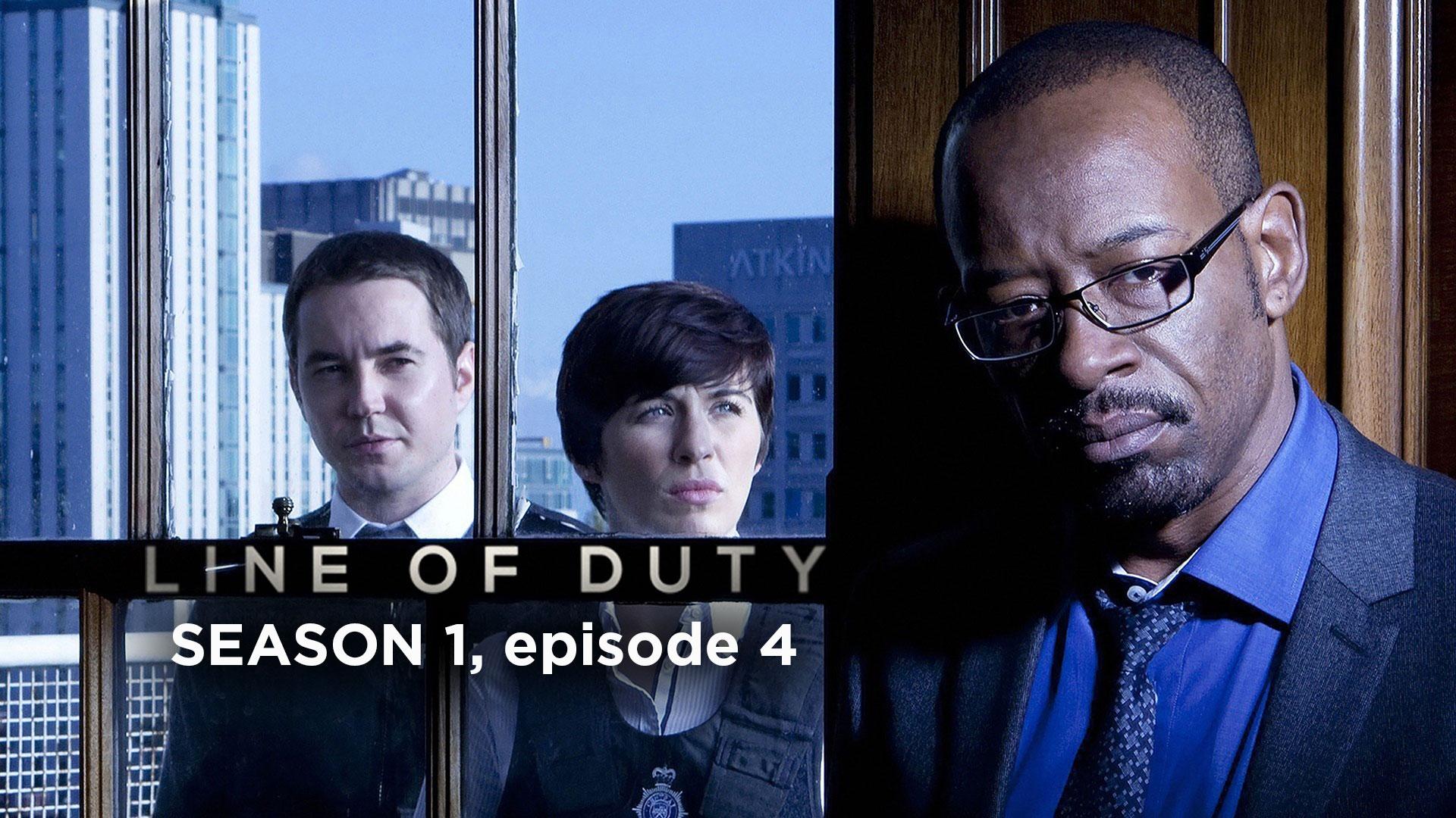 Line Of Duty 1-4