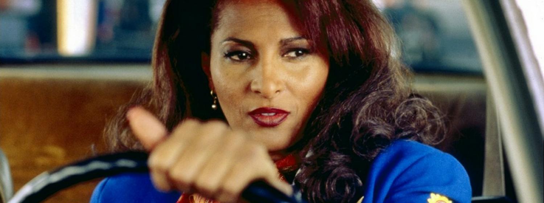 Pam Grier in Jackie Brown
