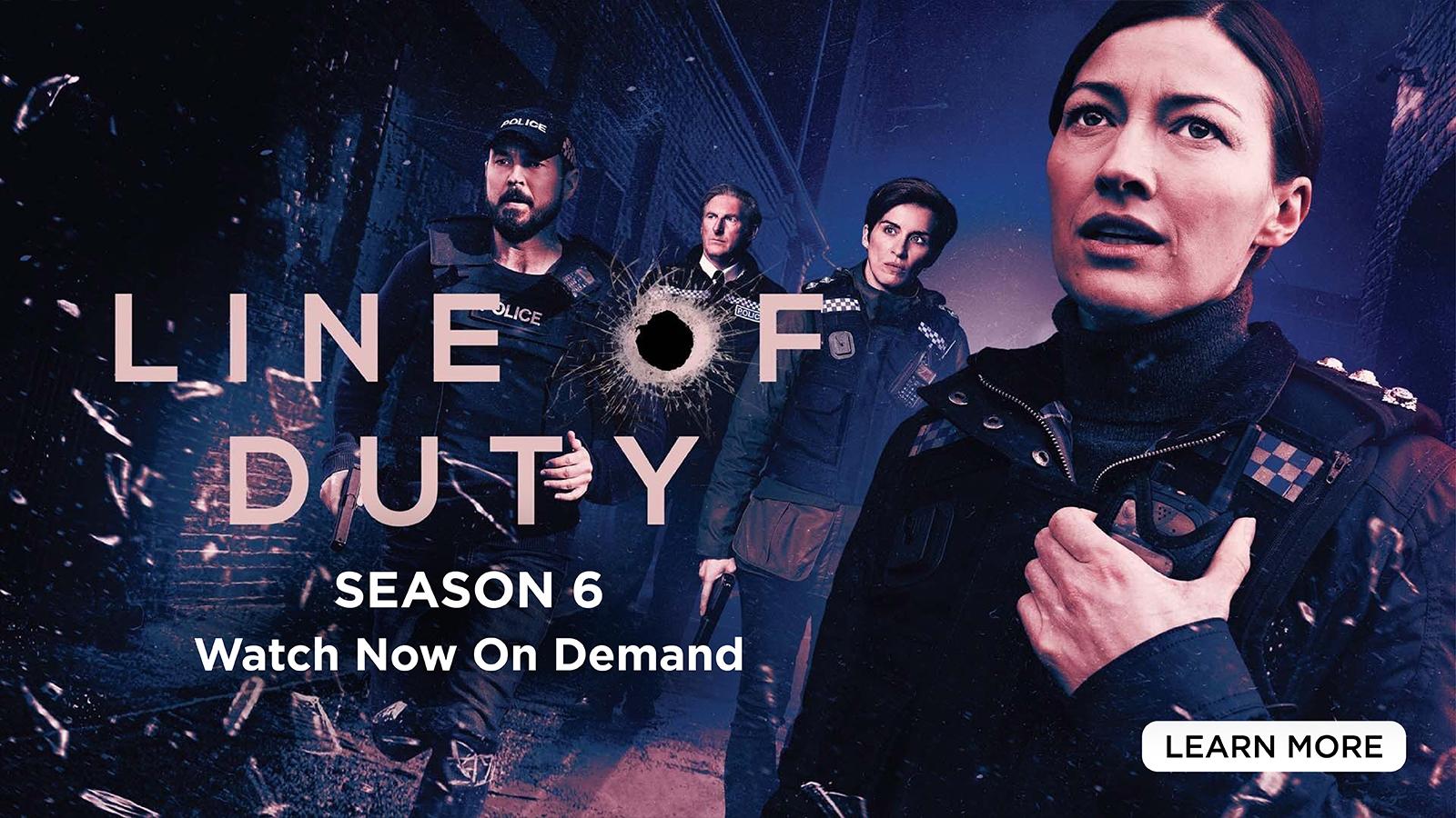 Line of Duty Season 6 [Learn More]