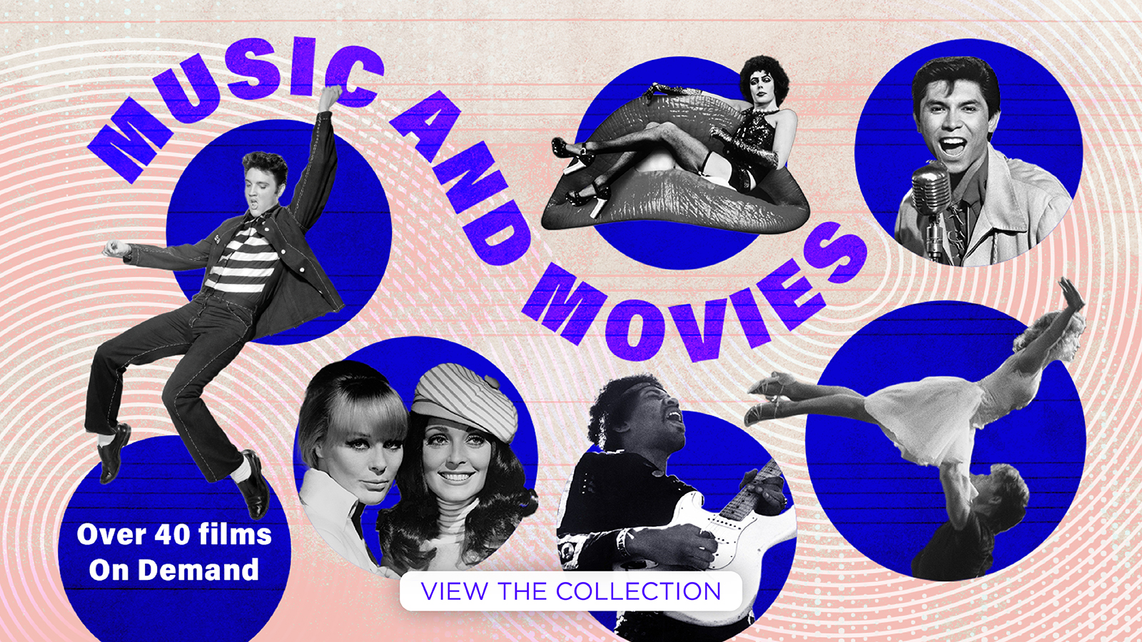 Music and Movies – View the collection