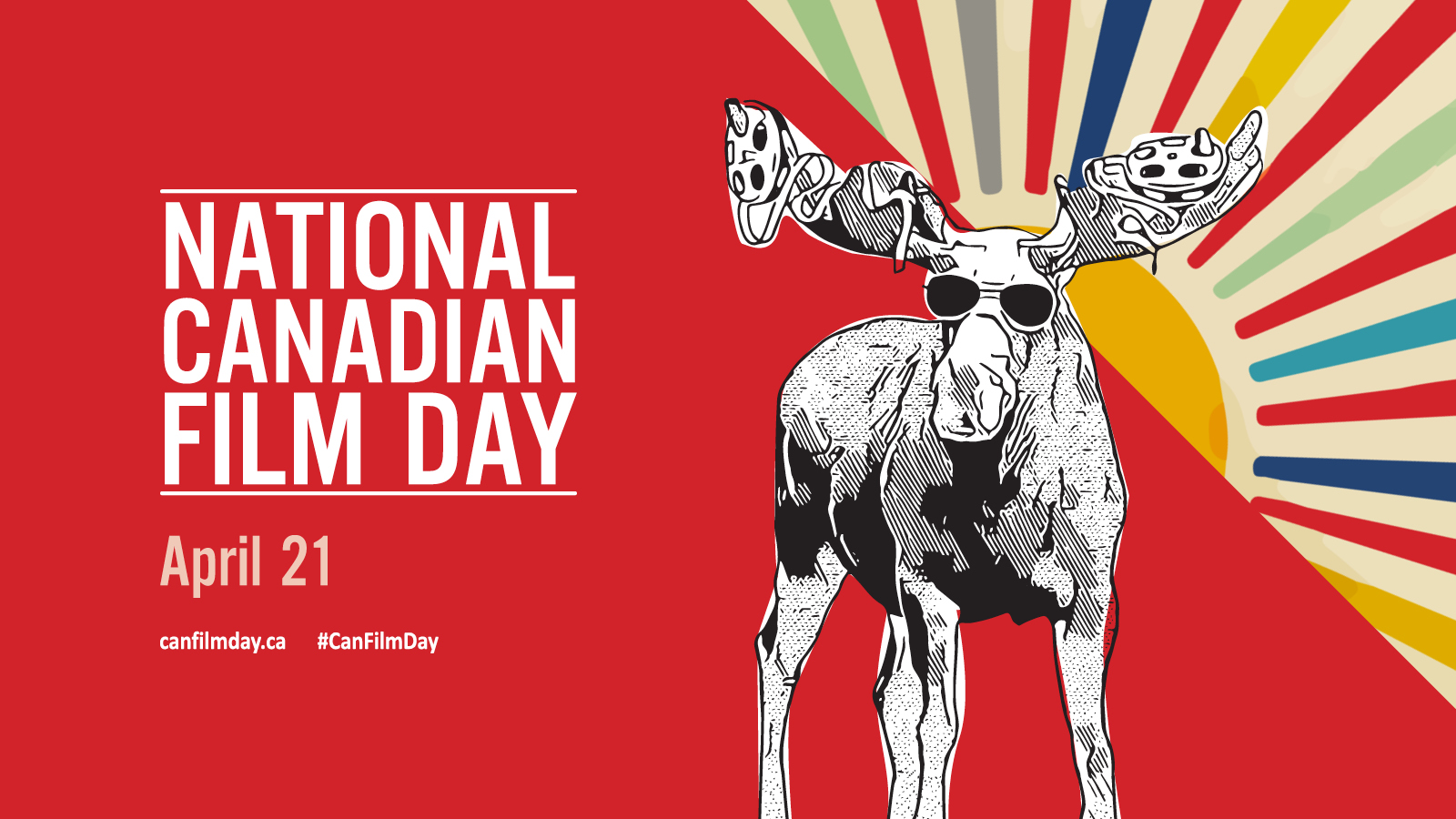 National Canadian Film Day – April 21