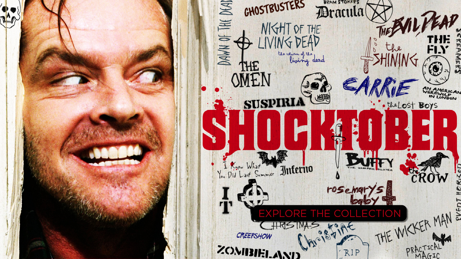Shocktober: Explore the collection