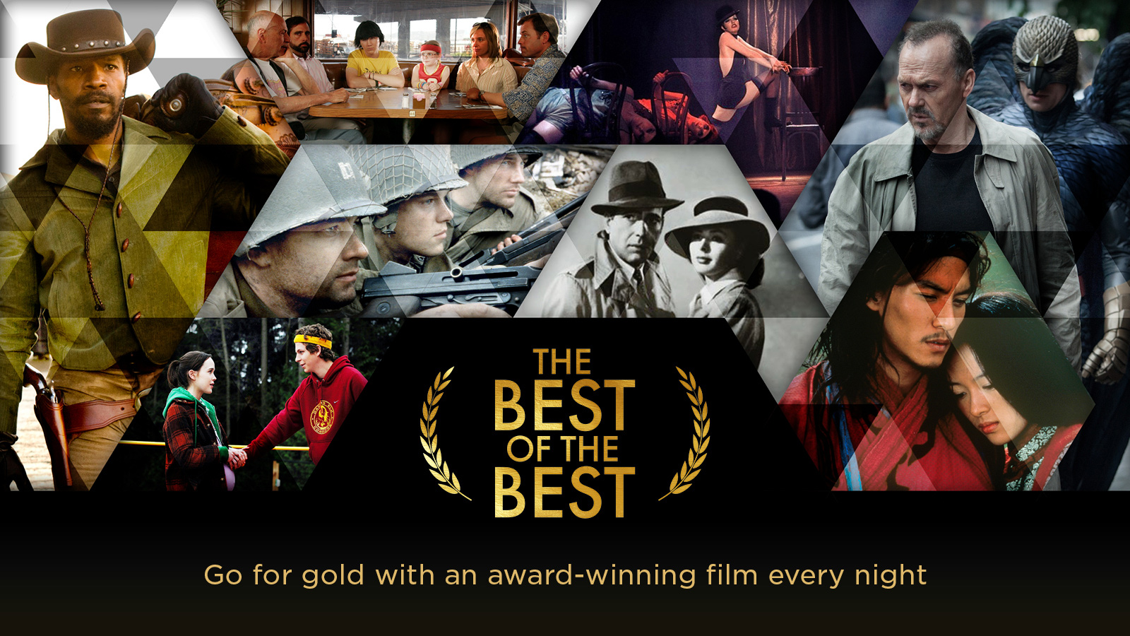 The Best of the Best – An Award-Winning Film Every Night