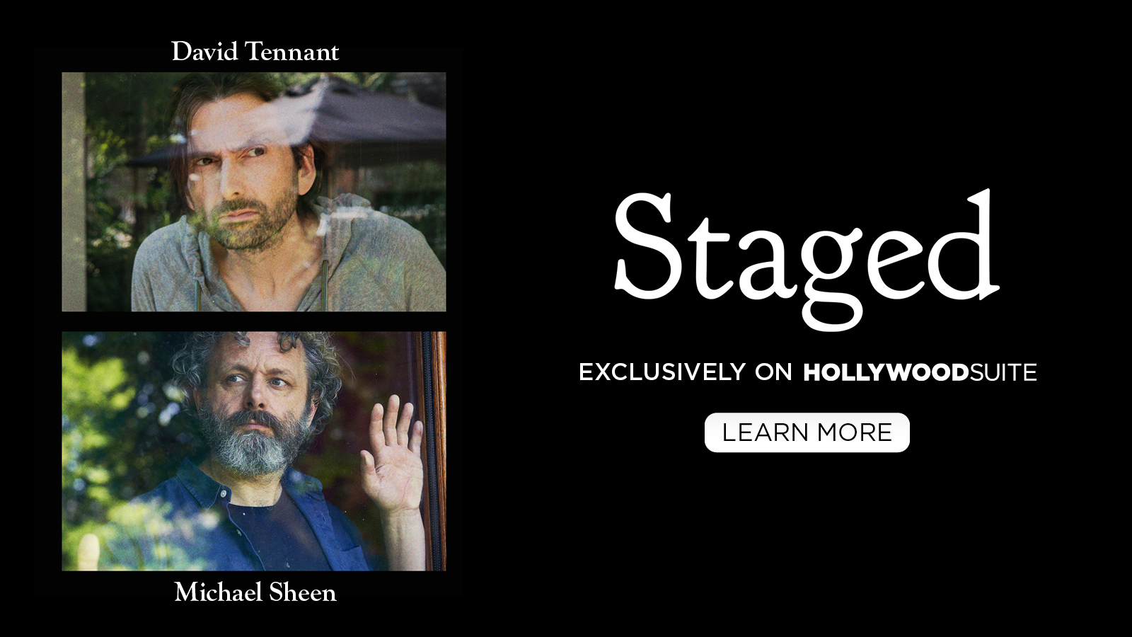Staged – Exclusively on Hollywood Suite – Learn More