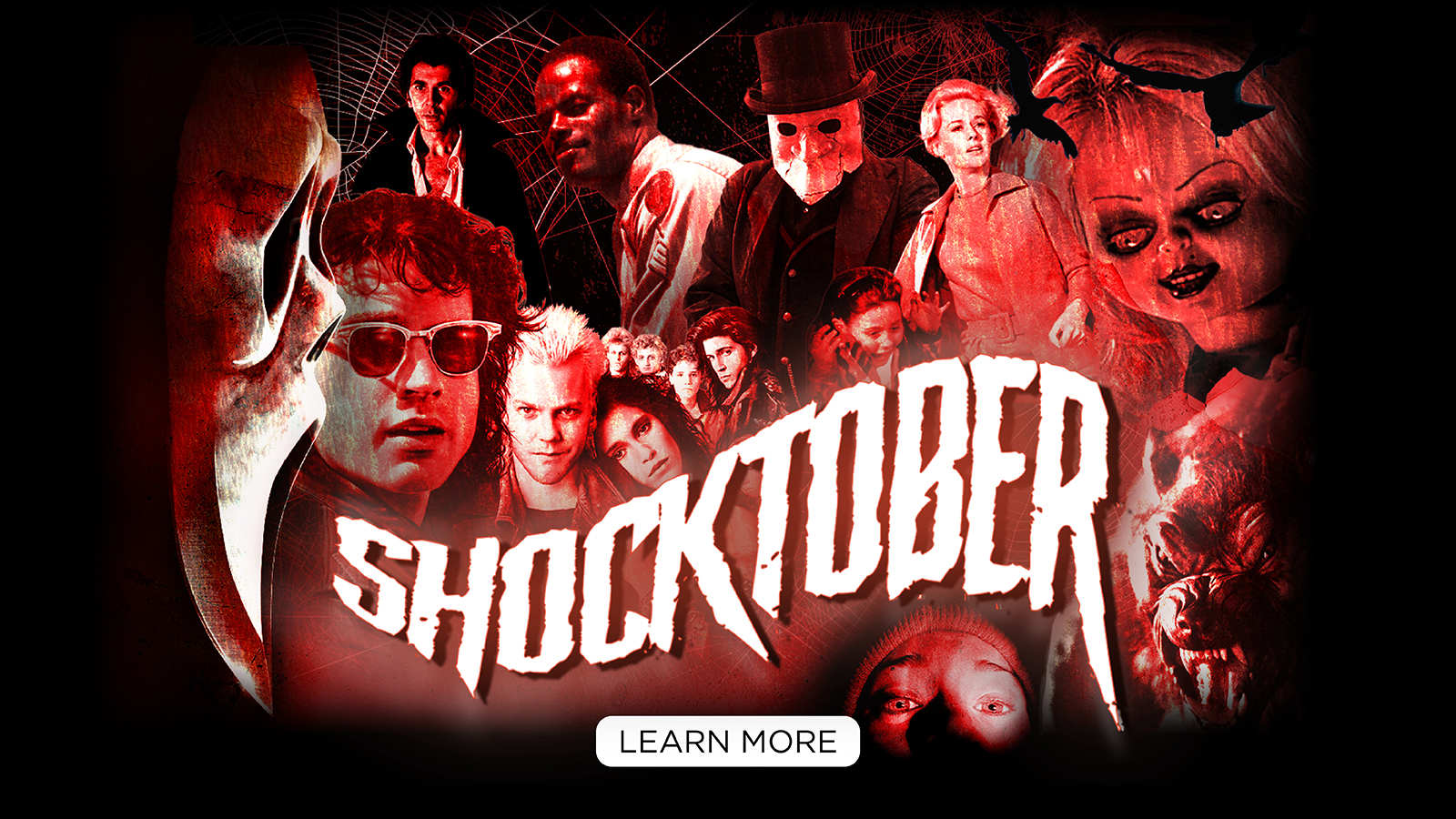 Shocktober [Learn More]