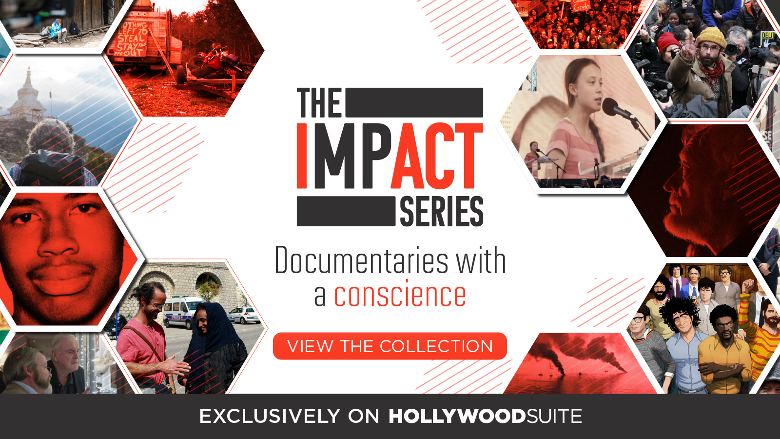 The Impact Series – Documentaries With a Conscience – View the Collection