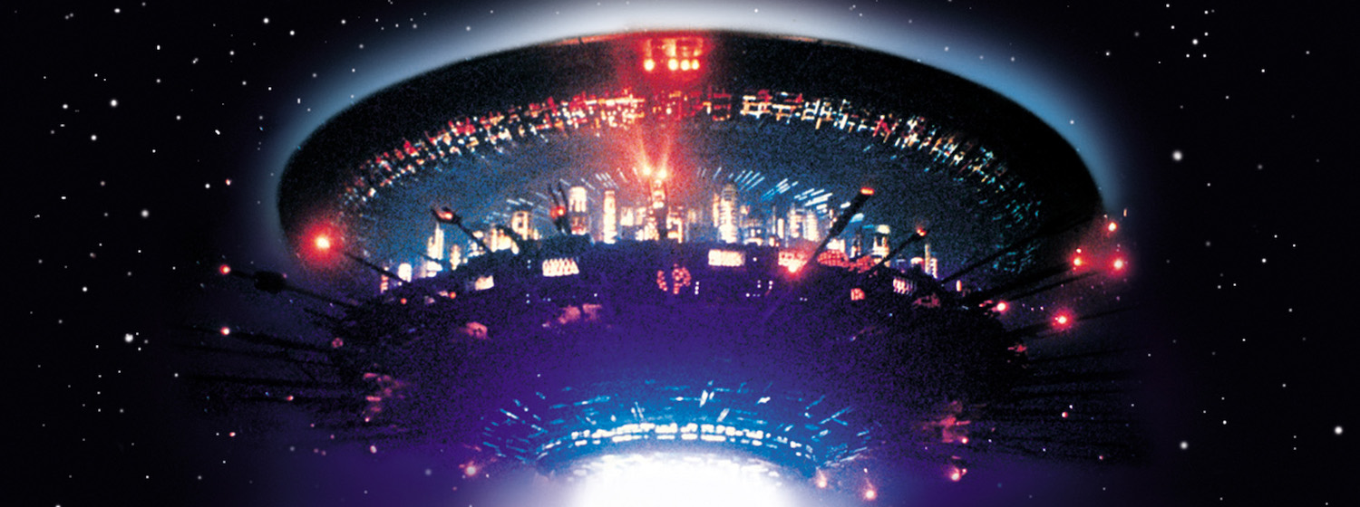 The alien space ship from Close Encounters from the Third Kind