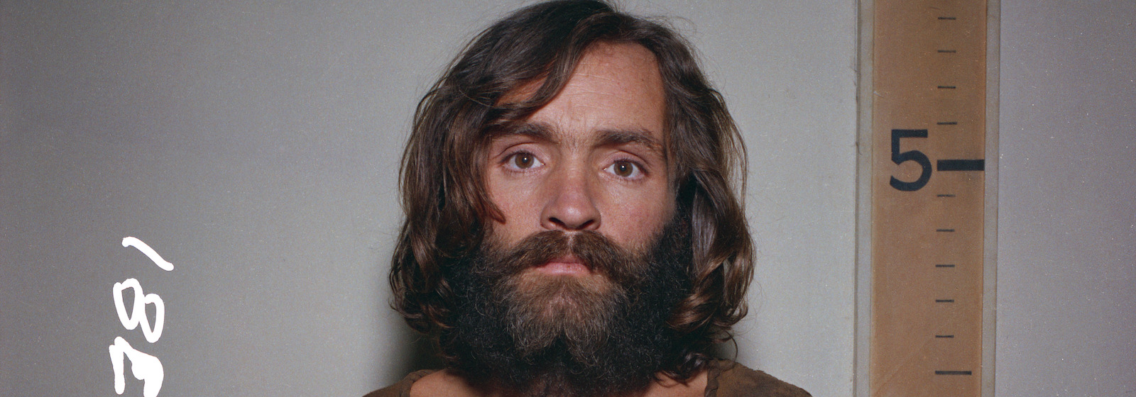 Charles Manson in Helter Skelter: An American Myth