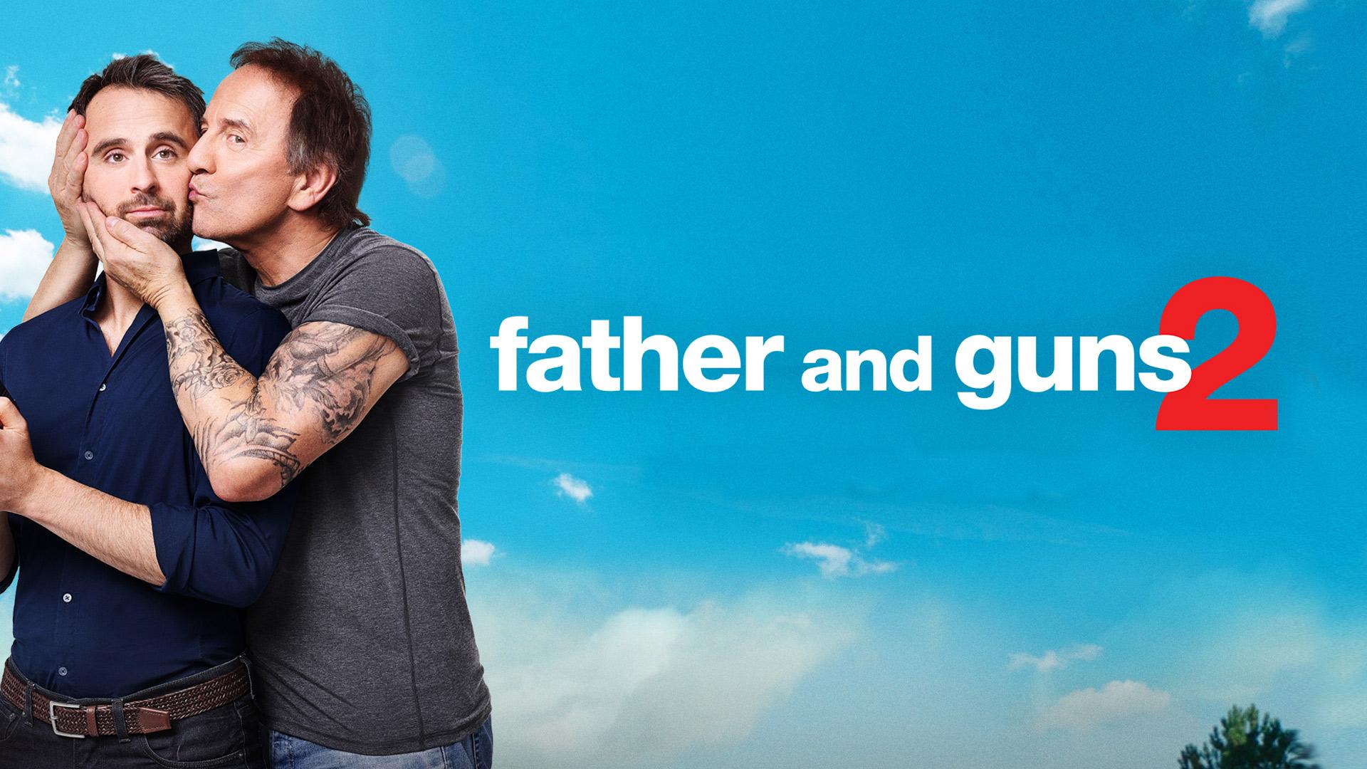 Father And Guns 2    (aka De Pere En Flic 2)
