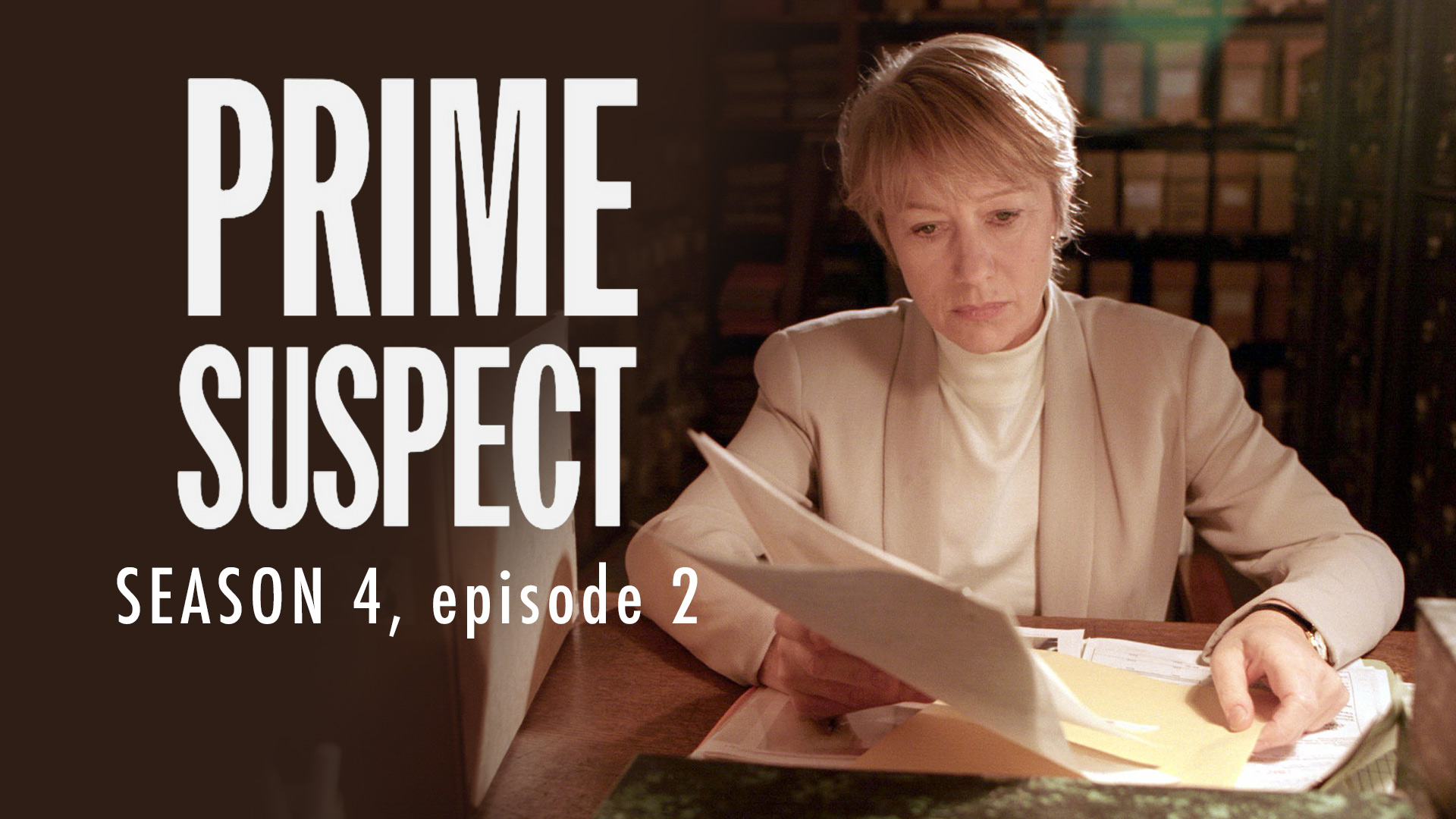 Prime Suspect Season 4 Ep 2