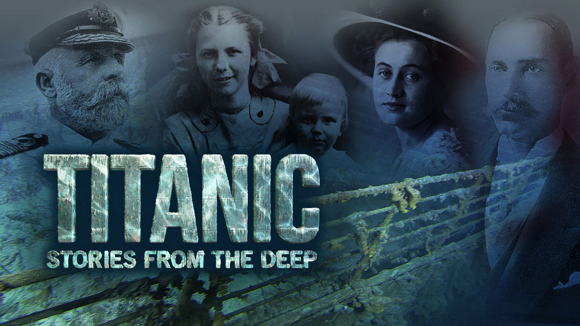 Titanic: Stories From The Deep – Episode 1