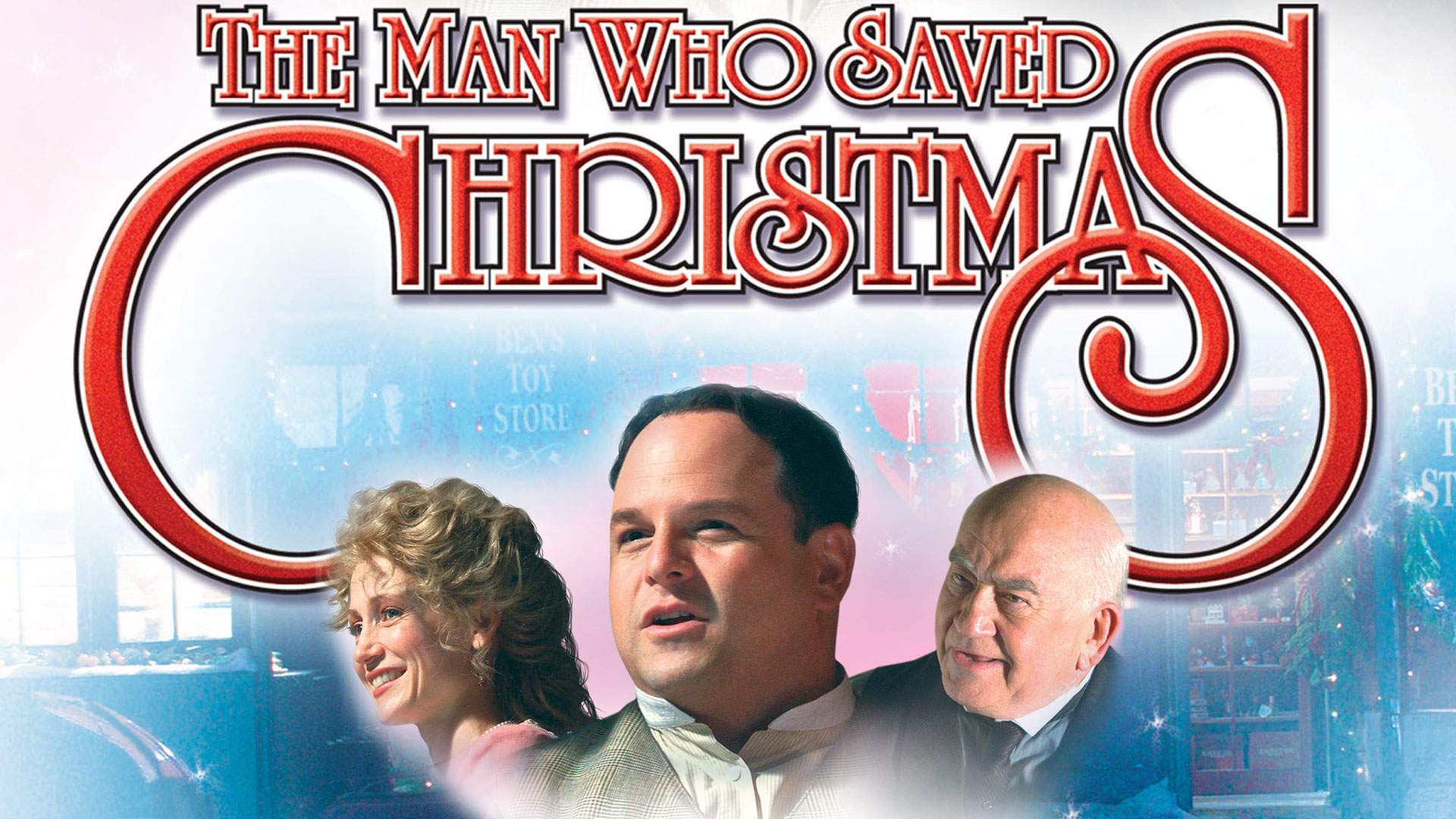 The Man Who Saved Christmas