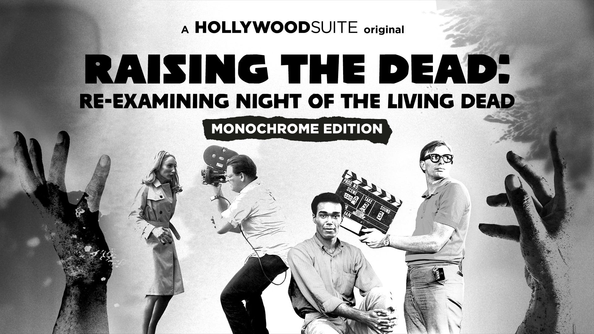Raising The Dead – Monochrome Edition