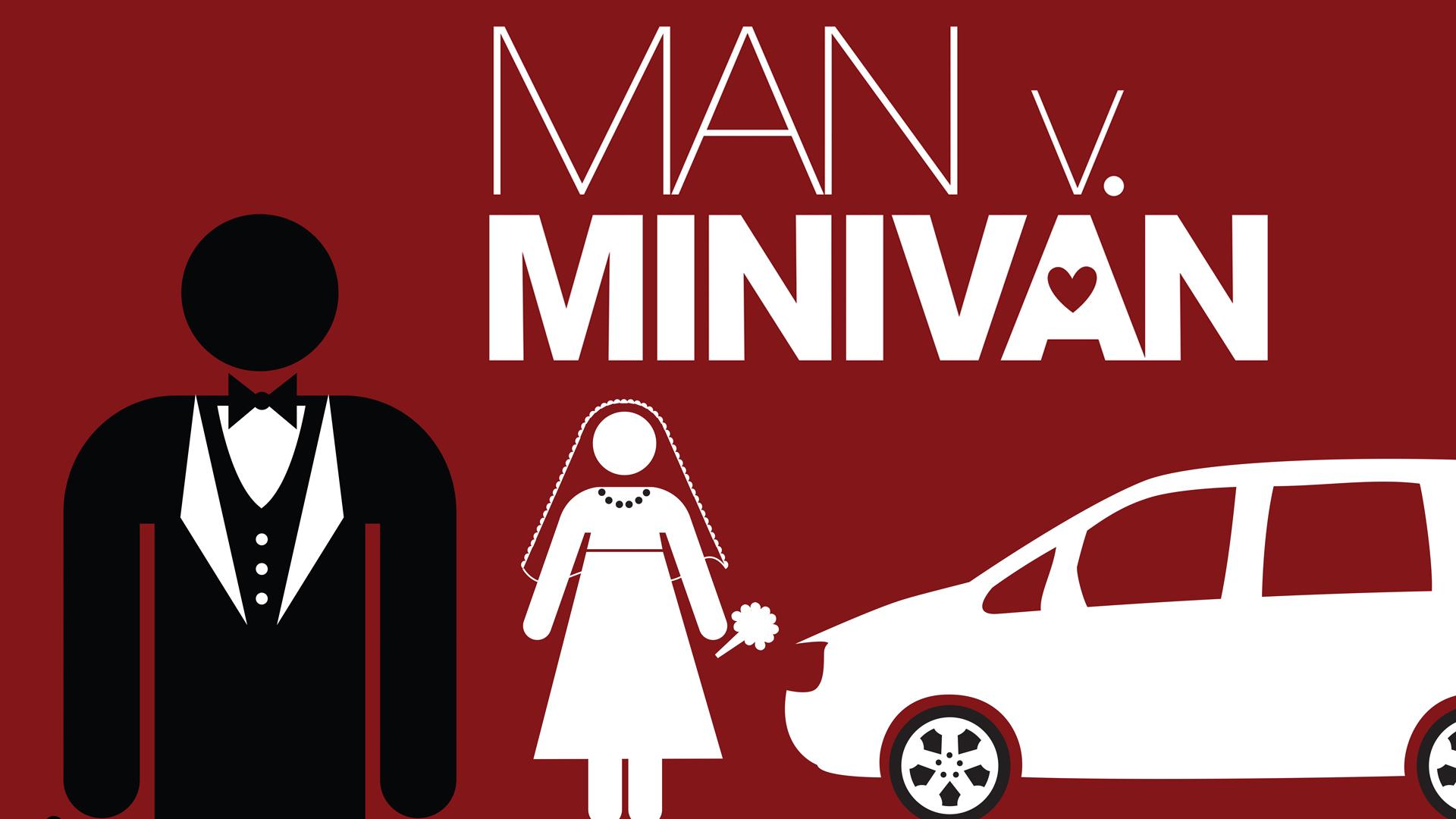Man V. Minivan