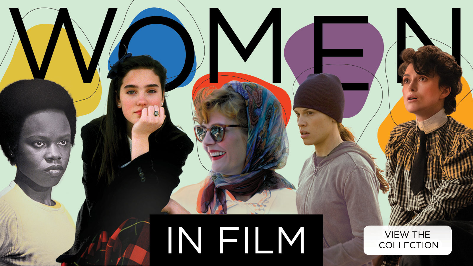 Women in Film – View the Collection
